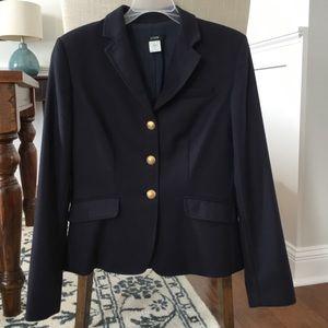 J. Crew Blazer Jacket School Boy Style